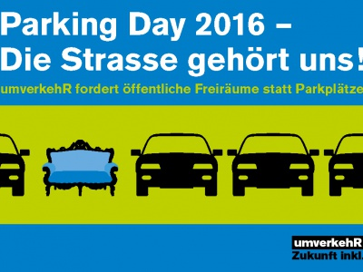 Parking Day 2016 Basel